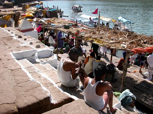 Narmada River Maharastra